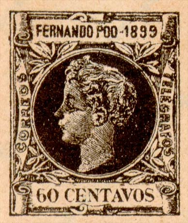Fernando_Po_1899_60centavos_Fournier_Forgery