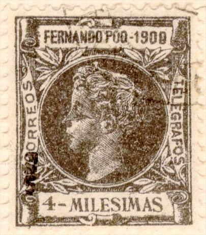 Fernando_Po_1900_4milesimas_Fournier_Forgery