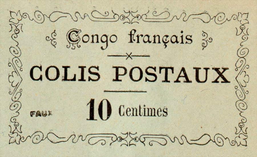French_Congo_Colis_Postaux_Fournier_Forgery