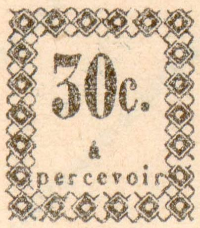 Guadeloupe_Postage_Due_30centimes_Fournier_Forgery-2
