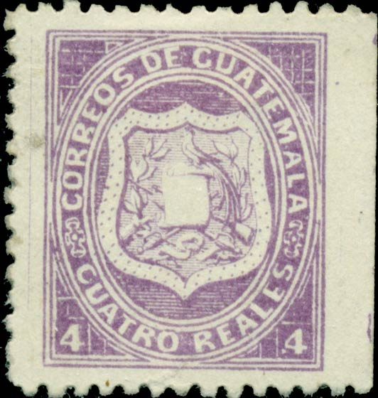 Guatemala_1872_4r_Forgery