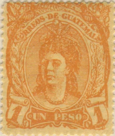 Guatemala_1878_Indian_1p_Szekula_Forgery