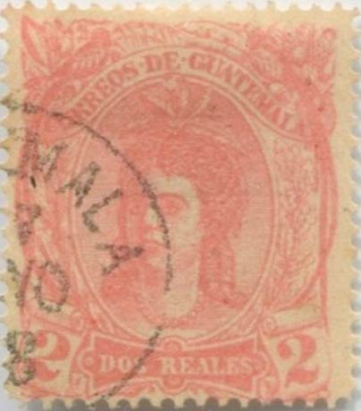 Guatemala_1878_Native_Indian_2r_Forgery