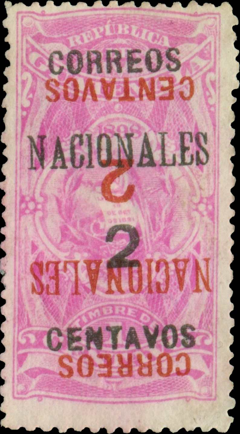 Guatemala_1898_Stamp_Duty_2c_Forgery