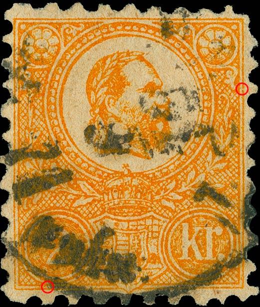 Hungary_1871_2kr_Sperati_Forgery