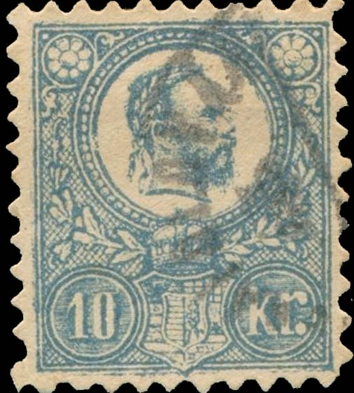 Hungary_1871_Joseph_10kr_Forgery