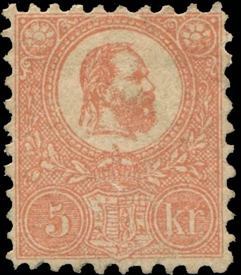 Hungary_1871_Joseph_5kr_Forgery