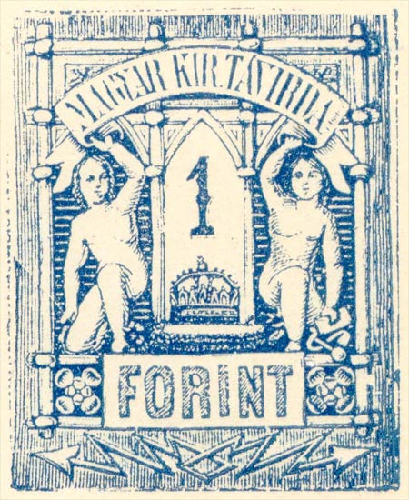 Hungary_1Forint_Fournier_Forgery