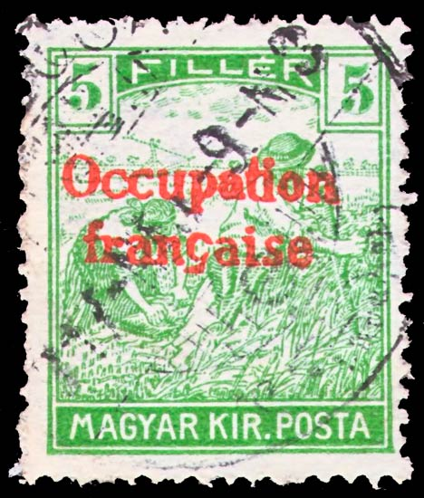 Hungary_French_Occupation_5f_Forgery