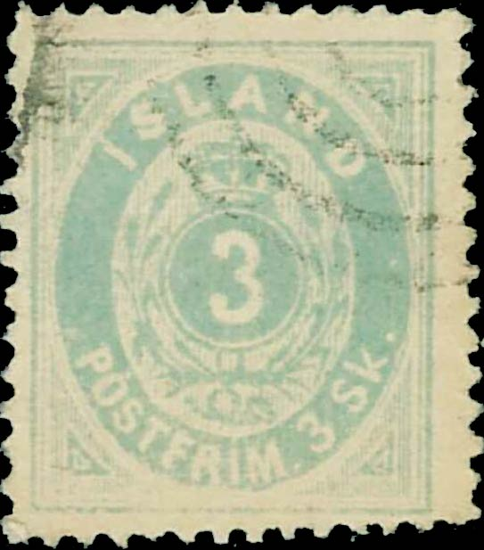 Iceland_1873_3sk_Forgery