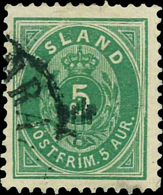 Iceland_5ore_Prir_surcharge_Forgery11