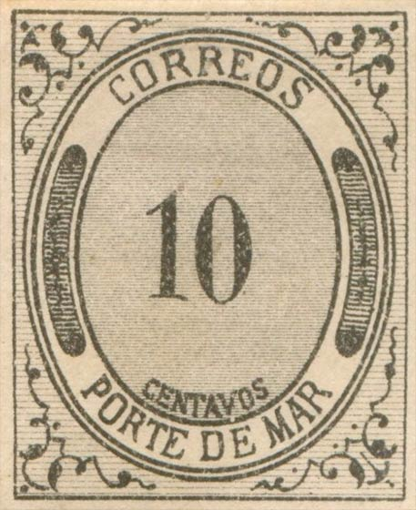 Mexico_1875_Porte_De_Mar_10c_Forgery