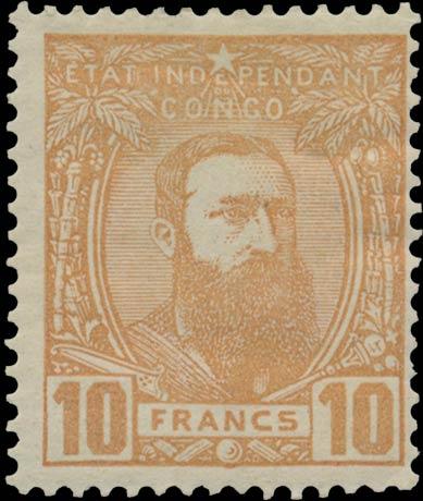 Belgian_Congo_1887_10f_Genuine