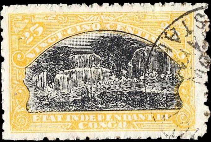 Belgian_Congo_1894_Etat_25c_Forgery