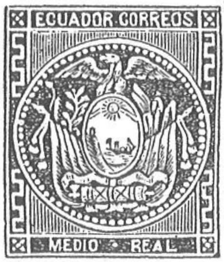 Ecuador_1865_Coat-of-Arms_Medio_Real_Torres_Illustration