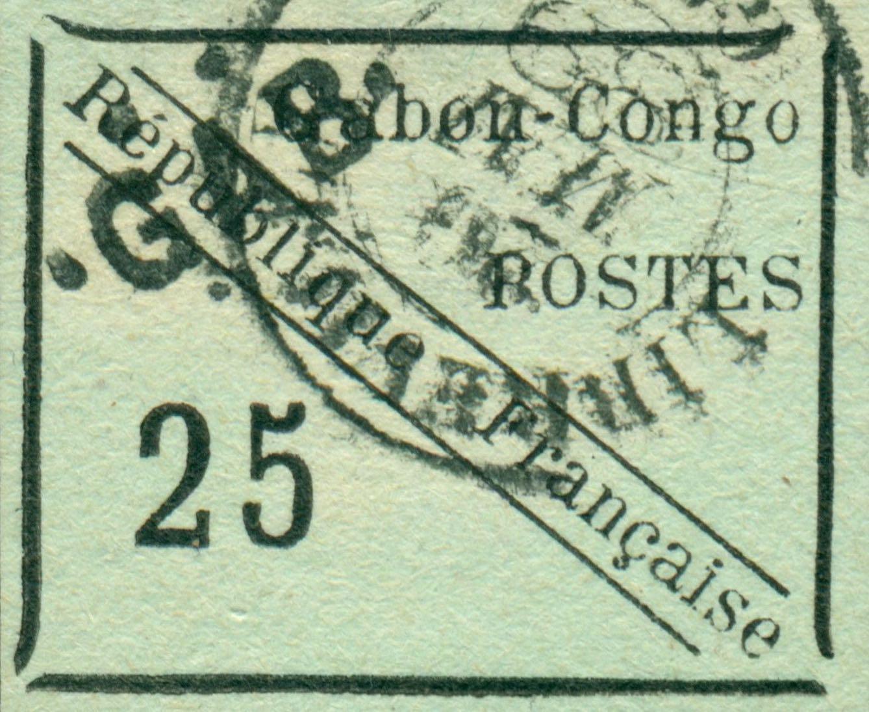 Gabon_Congo_25_Forgery