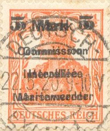 Marienwerder_1920_Germania_5m-on7.5pf_Double_Forgery