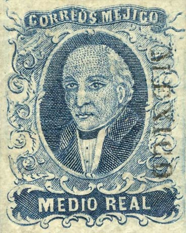 Mexico_1856_Medio_Real_Genuine