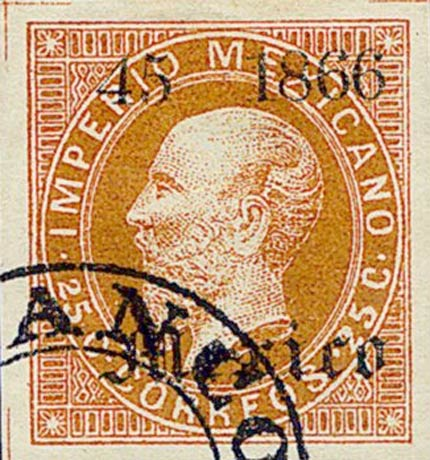 Mexico_1866_25c_Forgery2
