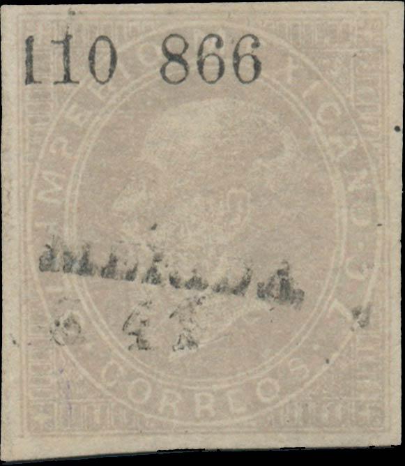 Mexico_1866_7c_III_Merida_Genuine