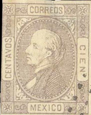 Mexico_1872_Hidalgo_10c_Forgery
