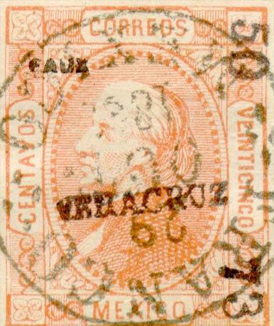 Mexico_1872_Veinticinco_Fournier_Forgery