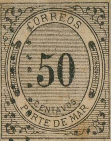 Mexico_1875_Porte_De_Mar_50c_Forgery