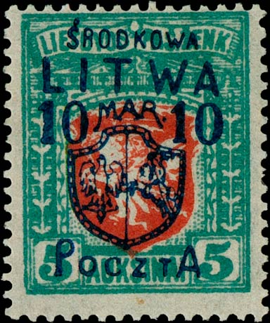 Middle_Lithuania_Mi13_Reprint