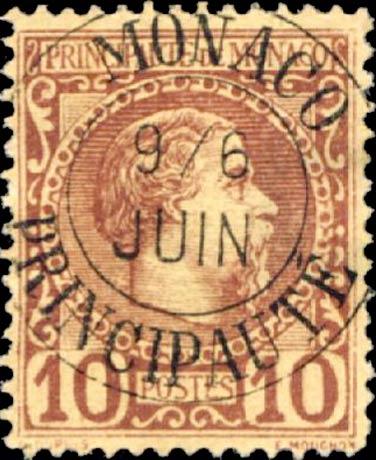 Monaco_1885_10c_Forgery