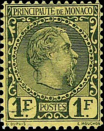 Monaco_1885_1F_Forgery