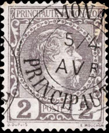 Monaco_1885_2c_Forgery