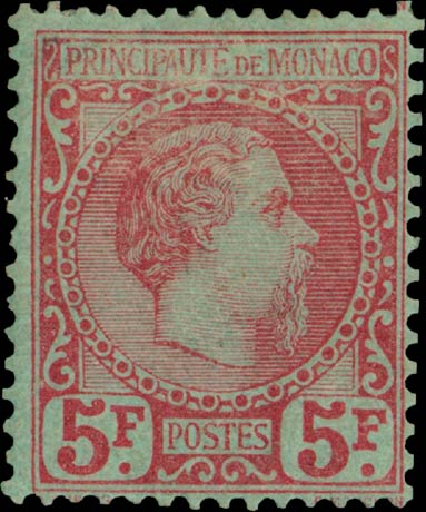 Monaco_1885_5F_Genuine