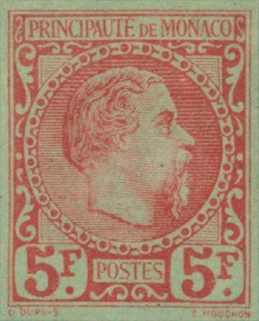 Monaco_1885_5F_Genuine_Essay