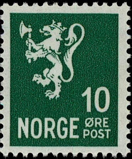 Norway_1930_Lion_10ore_Genuine
