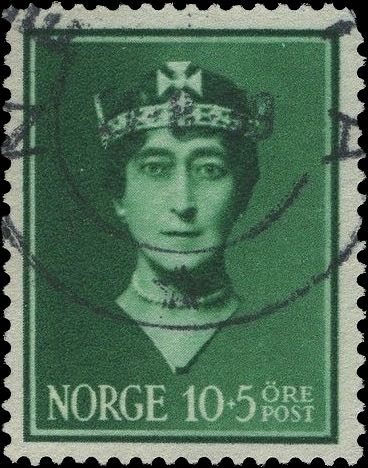Norway_Maud10-5ore_Oslo_Forged_Postmark3