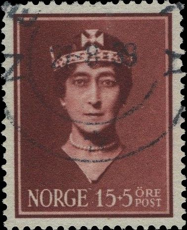 Norway_Maud15-5ore_Oslo_Forged_Postmark1