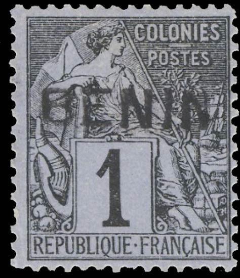 Benin_1892_1c_Genuine2