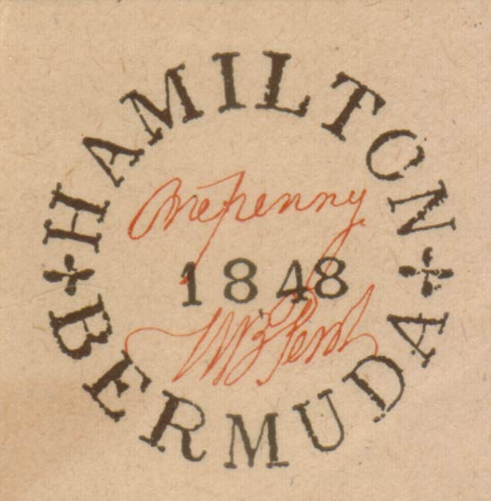 Bermuda_1848_Hamilton_Winter_Forgery