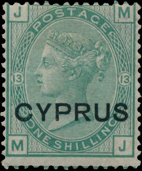 Cyprus_1880_QV_1s_Genuine