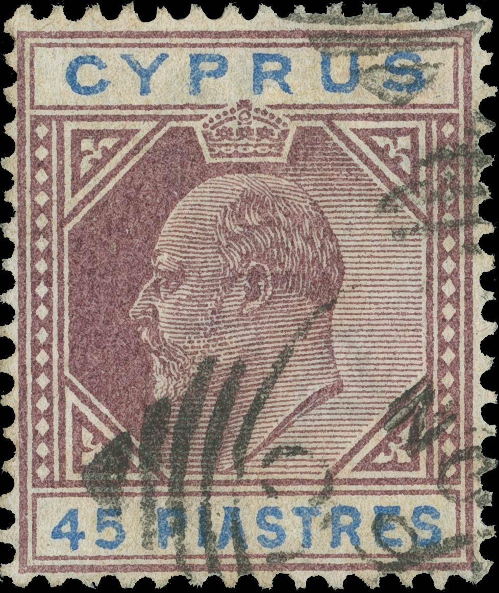 Cyprus_Edward_45piastres_Sperati_Forgery