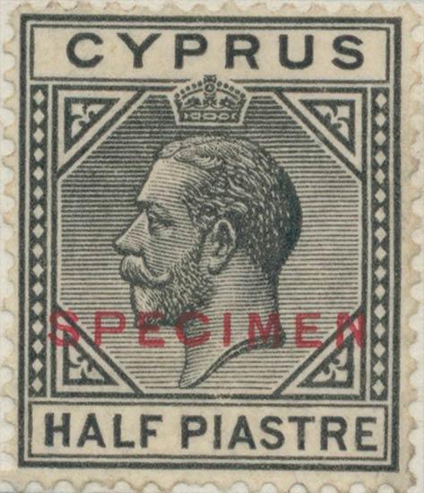 Cyprus_George_half_piastres_Specimen_Genuine