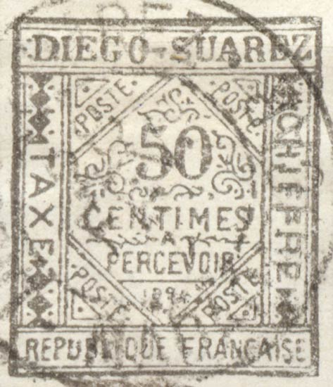 Diego_Suarez_1891_50c_Chiefre_Tax_Forgery