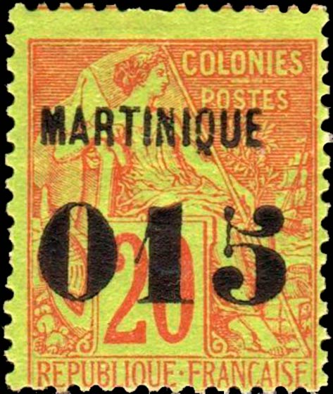 Martinique_15-20c_Forgery
