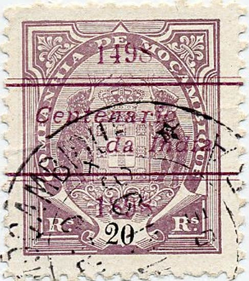 Mocambique_Company_Elephant_20_Seligmann_Forgery