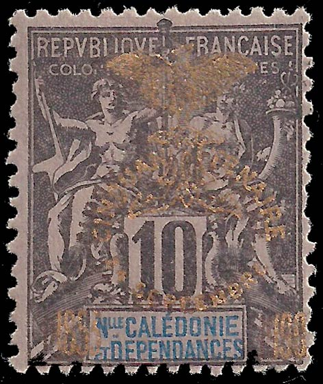 New_Caledonia_1903_10c_gold_Genuine