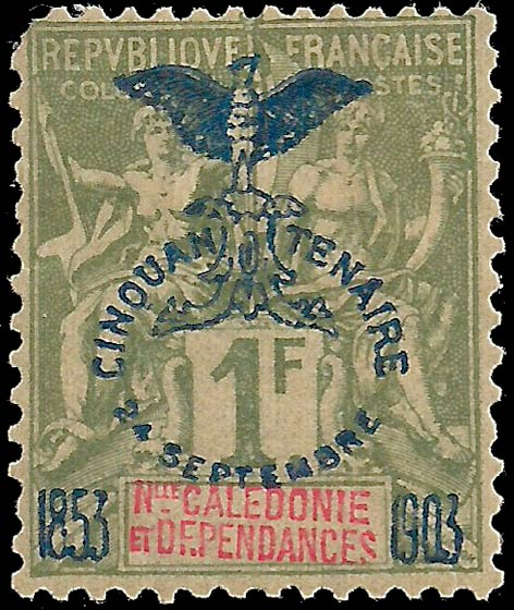 New_Caledonia_1903_1f_Genuine
