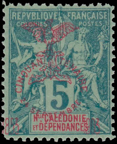 New_Caledonia_1903_5c_Forgery