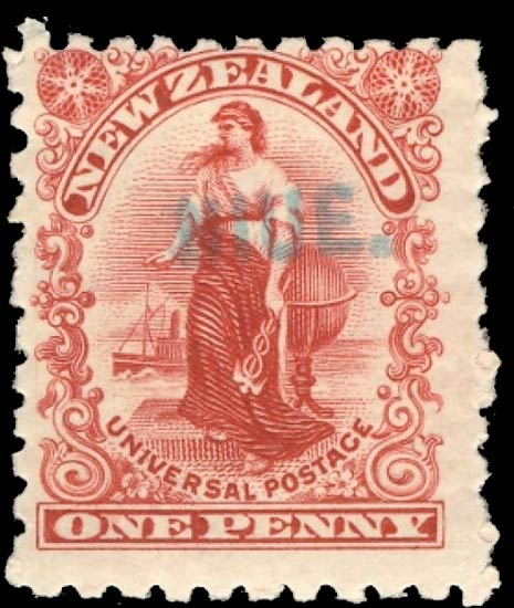 Niue_1p_Forgery
