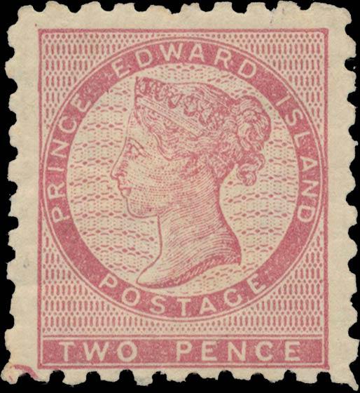Price_Edward_Island_1861_QV_2p_Genuine