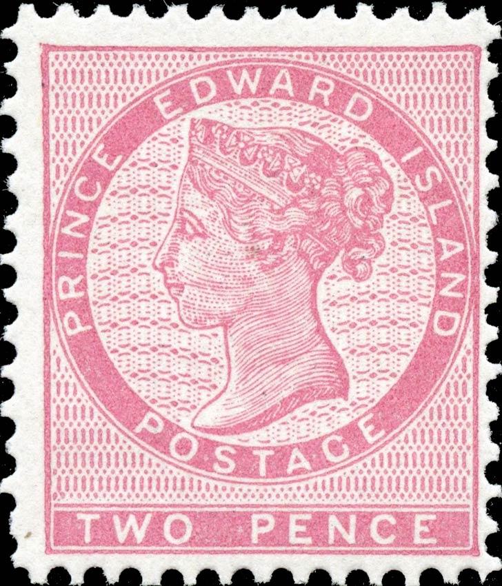 Price_Edward_Island_1862_QV_2p_Genuine